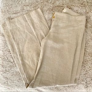 Michael Kors Linen Pants